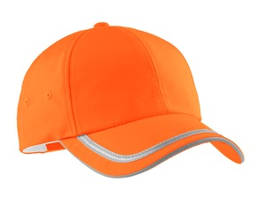 C836 - Safety  Orange/ Reflective
